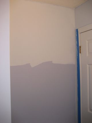 Painting Guest Room 008