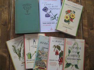 Modern Gardening Books