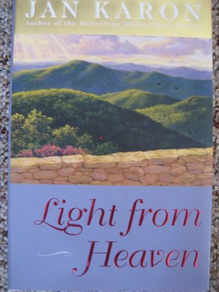 Light From Heaven Book