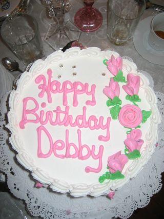 Debby's Birthday 014
