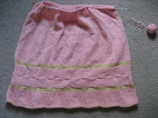 Vogue A-Line Skirt 001